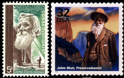 Famous US Immigrants and Visionaries: Albright and Muir